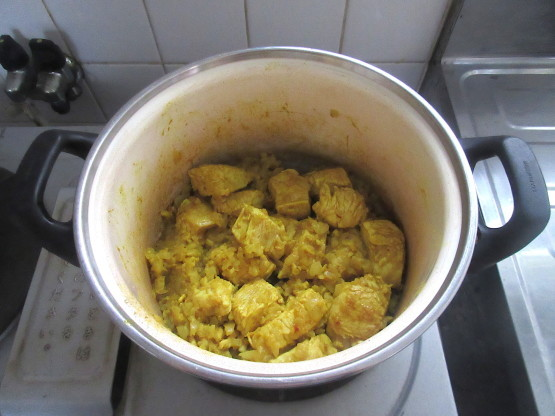 <イギリス料理・レシピ> チキン・コルマ【Chicken Korma】_e0038047_14274375.jpg