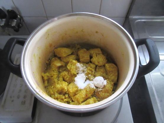<イギリス料理・レシピ> チキン・コルマ【Chicken Korma】_e0038047_14280211.jpg