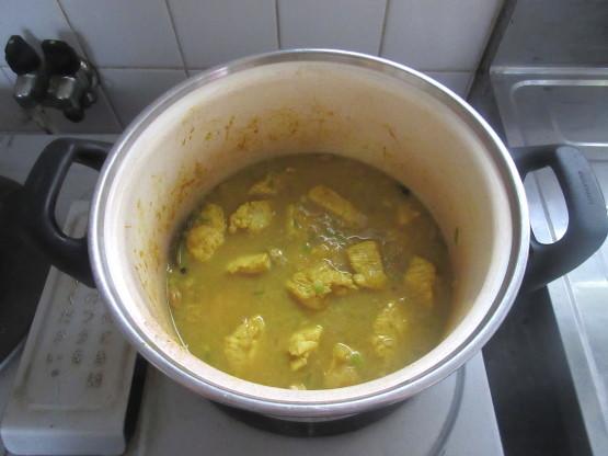 <イギリス料理・レシピ> チキン・コルマ【Chicken Korma】_e0038047_14285028.jpg