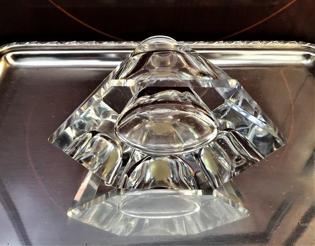 クリスタル六角瓶66_f0112550_02573320.jpg