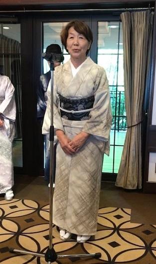 11周年・千地泰弘さんの着物と帯・お嫁入りの雪輪の訪問着。_f0181251_16121228.jpg