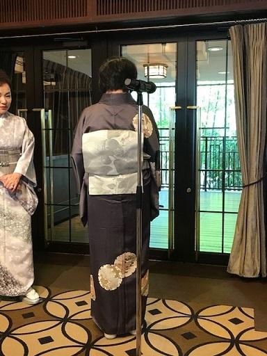 11周年・千地泰弘さんの着物と帯・お嫁入りの雪輪の訪問着。_f0181251_16264455.jpg