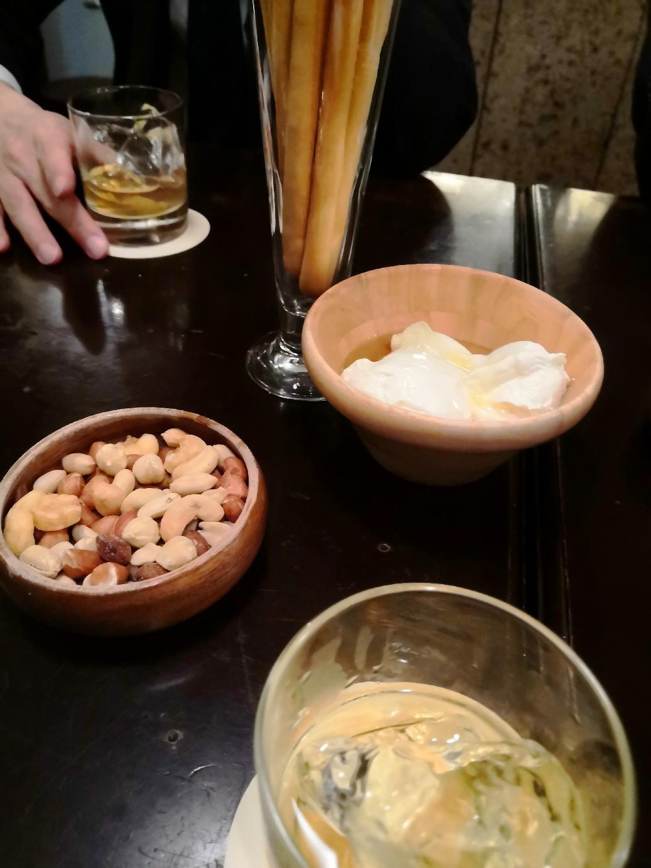 新宿Cafe Bar Sunny-sideで仕上げ~☆_a0004752_16195847.jpg