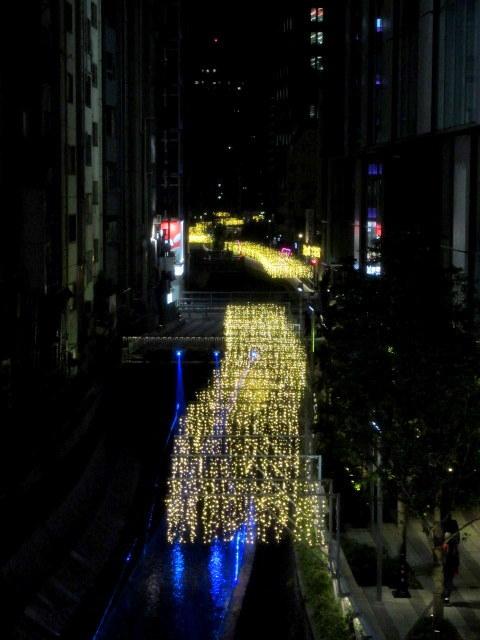 渋谷最新スポット * 渋谷リバーストリート イルミネーション2019_f0236260_00063927.jpg