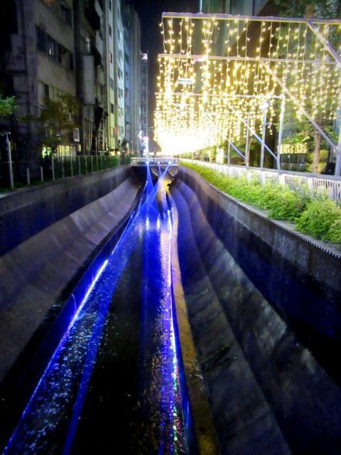 渋谷最新スポット * 渋谷リバーストリート イルミネーション2019_f0236260_00114008.jpg