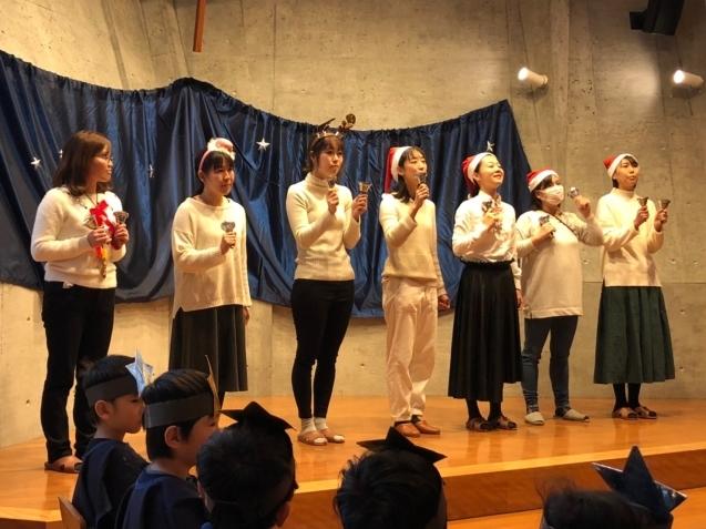 クリスマス会_f0324461_09120904.jpg