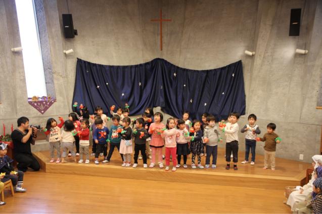 クリスマス会_f0324461_10392045.jpg