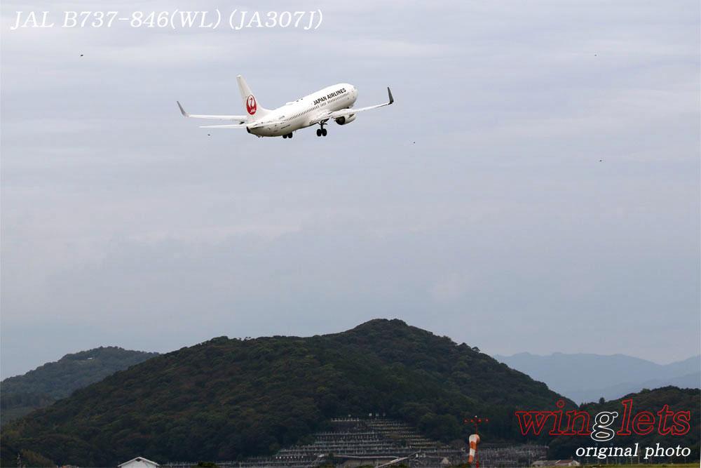 '19年 高知空港レポート ・・・ JAL/JA307J_f0352866_18212436.jpg