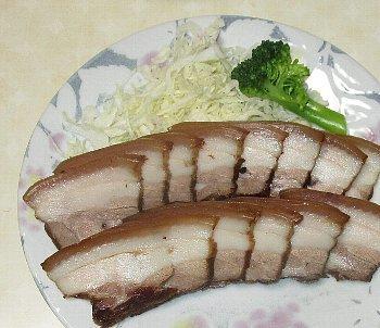 12月20日「猪チャーシュー」_f0003283_08301506.jpg