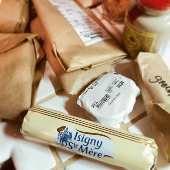 クリスマスの買い出し@Granville Island Market_d0129786_17104062.jpg