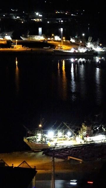 気仙沼は美しく魅力的な街に変わりました。美しい月明かりに気仙沼の街が浮かびます。・・・気仙沼プラザホテル・三陸の復興気仙沼は復興しました、夜景の綺麗な街_d0181492_22552935.jpg