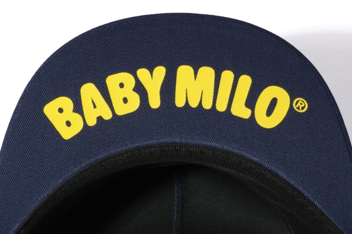 BABY MILO STA EMBLEM CAP_a0174495_18400978.jpg