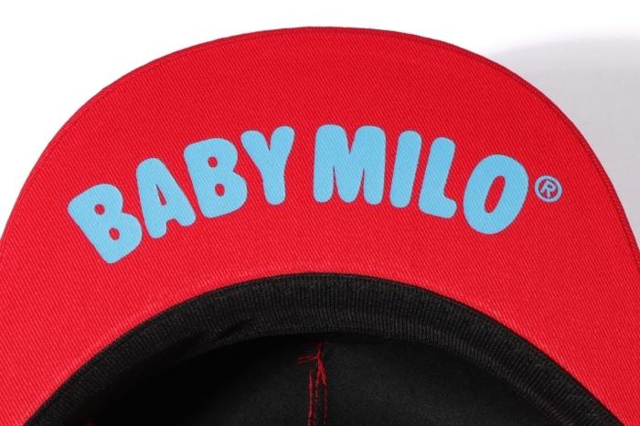 BABY MILO STA EMBLEM CAP_a0174495_18403879.jpg