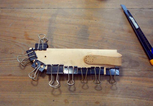 ナイフのシースを作る!_c0081499_19294485.jpg