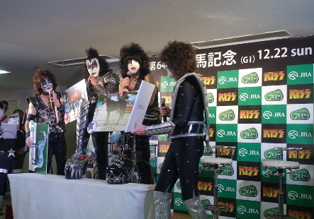 KISS『END OF THE ROAD WORLD TOUR』@最後の日本公演_b0118001_11033979.jpg