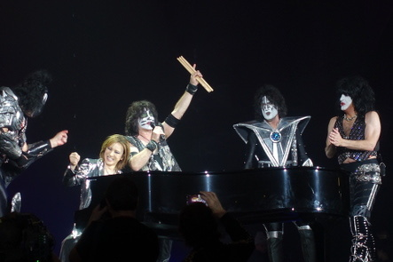 KISS『END OF THE ROAD WORLD TOUR』@最後の日本公演_b0118001_11134590.jpg