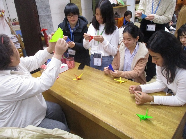 高田高校ベトナムPTNK校留学生着物体験/インバウンドおかみさんの会_b0163804_14172973.jpg