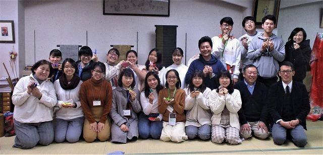 高田高校ベトナムPTNK校留学生着物体験/インバウンドおかみさんの会_b0163804_14174495.jpg