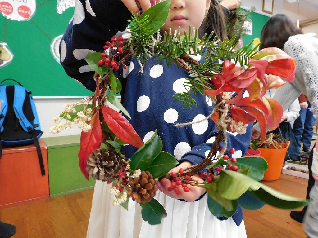 すみればのクリスマス、そしてお正月_b0049307_17463457.jpg