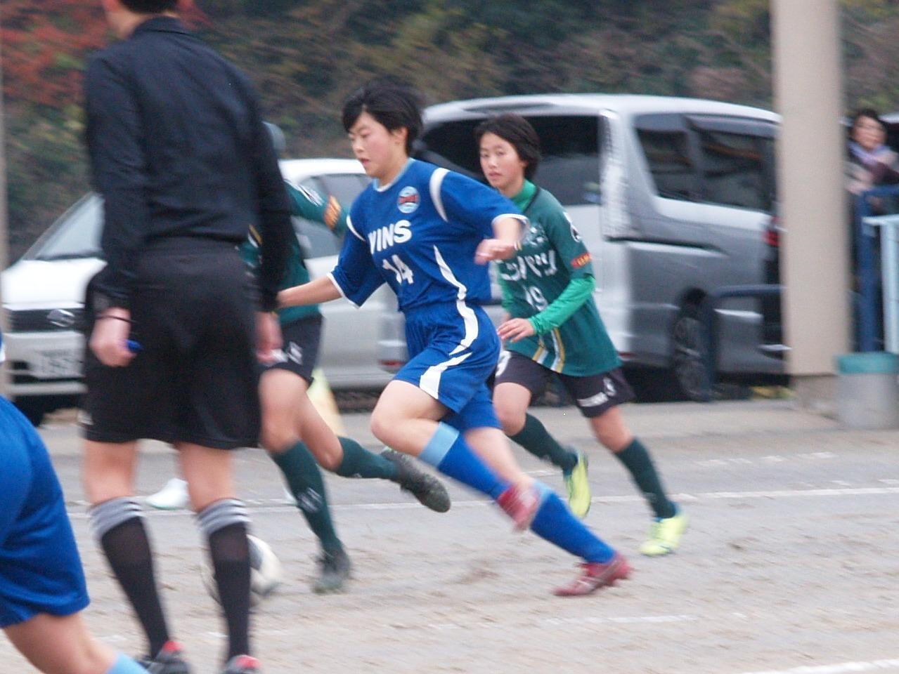 県女子サッカーリーグ 第9節(最終節)_f0375011_23132057.jpg