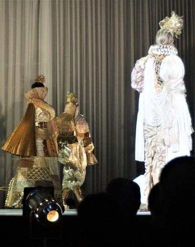 国際ファッション文化学科 第13回卒業イベント『Cinderella』@文化学園大学_f0006713_22331513.jpg
