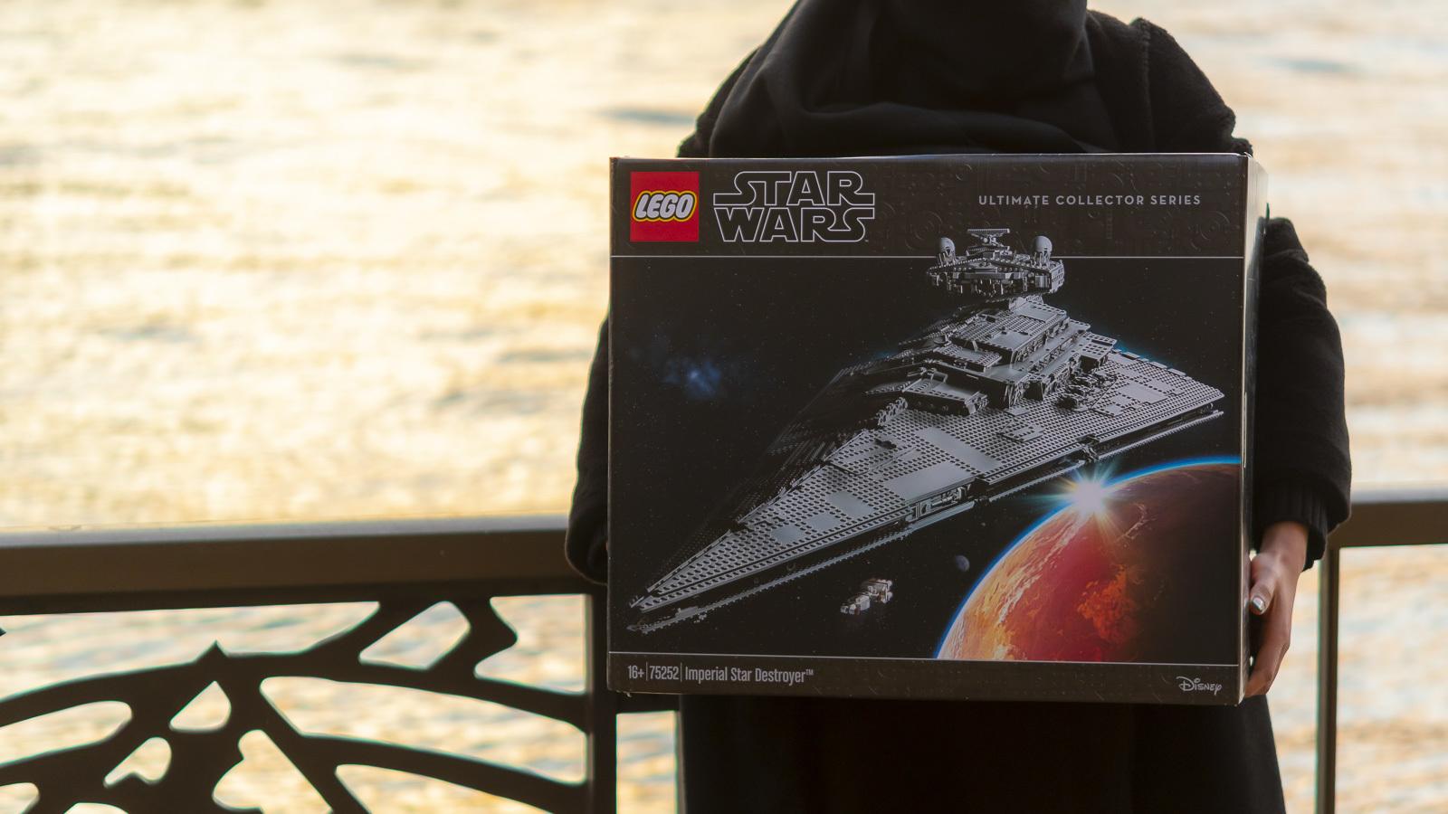 全長1mオーバー、LEGOで組む巨大なスター・デストロイヤーに本物の「優しさ」を感じた話_b0029315_17230147.jpg