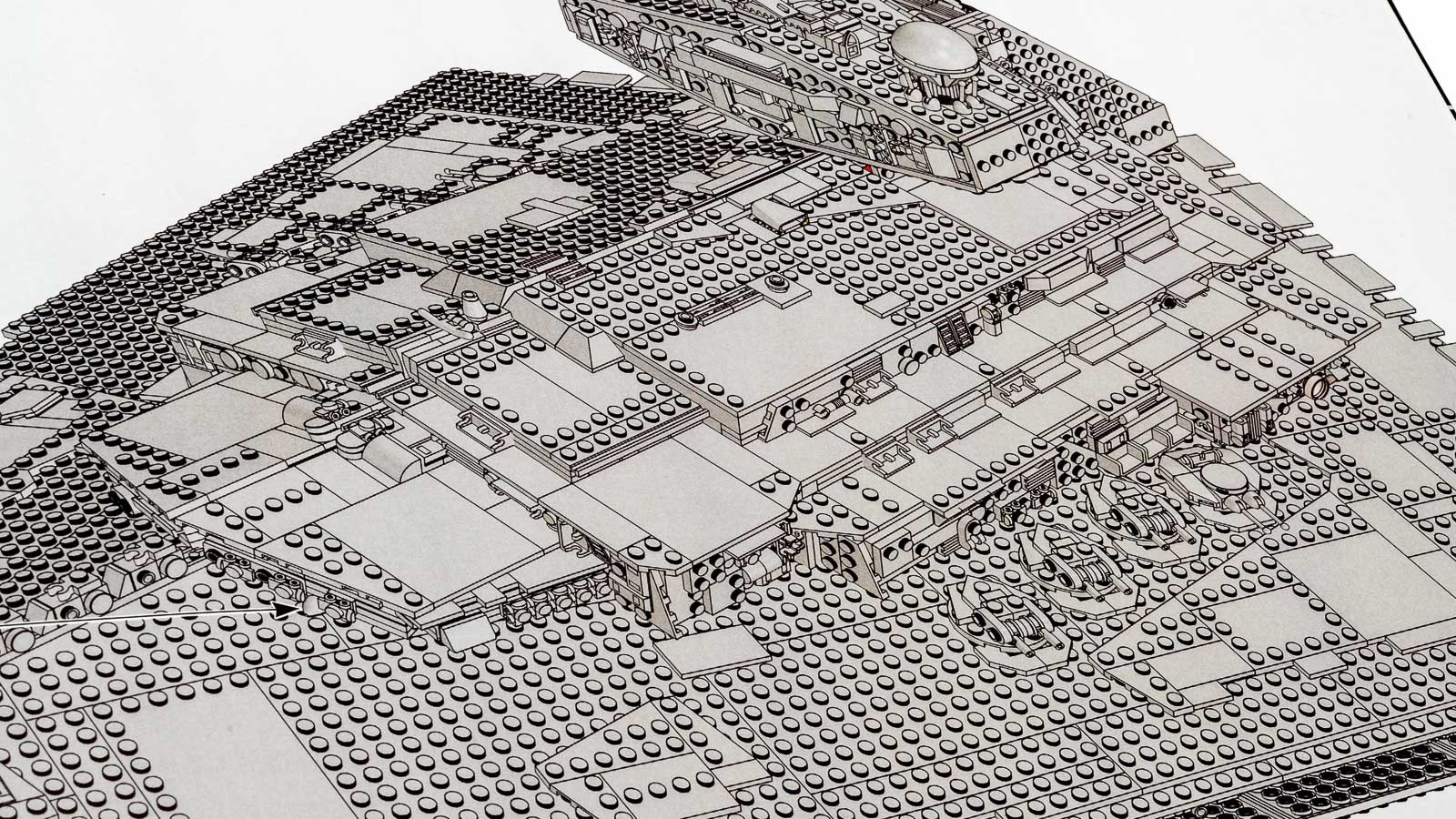 全長1mオーバー、LEGOで組む巨大なスター・デストロイヤーに本物の「優しさ」を感じた話_b0029315_17503801.jpg