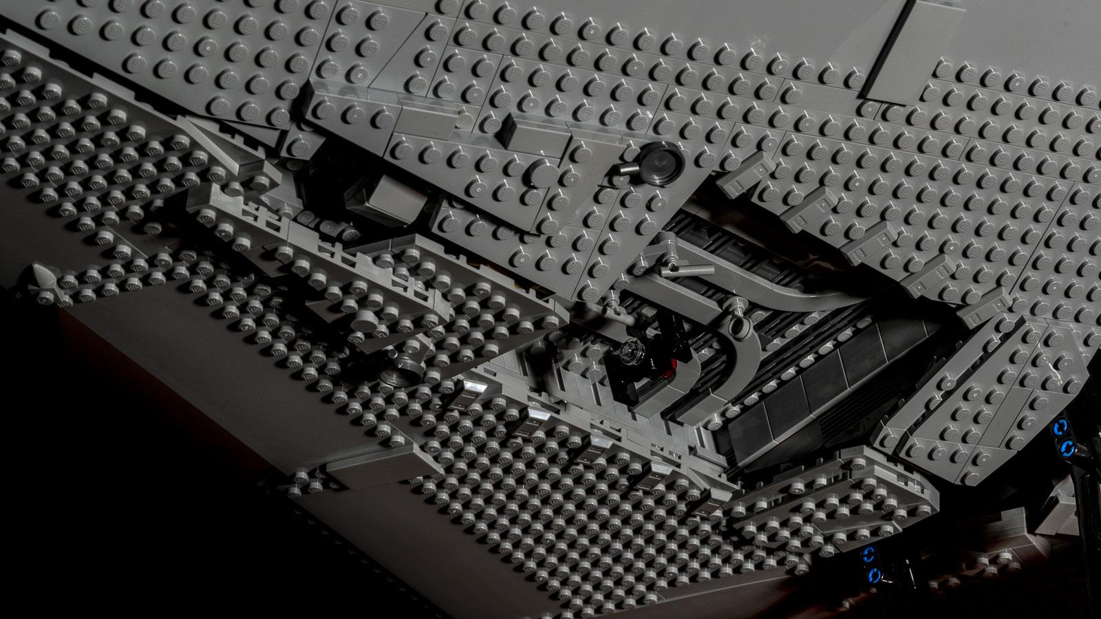 全長1mオーバー、LEGOで組む巨大なスター・デストロイヤーに本物の「優しさ」を感じた話_b0029315_18321306.jpg