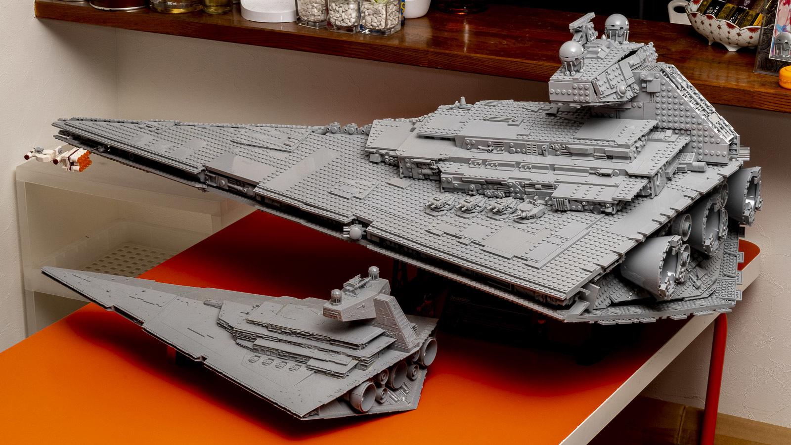 全長1mオーバー、LEGOで組む巨大なスター・デストロイヤーに本物の「優しさ」を感じた話_b0029315_18330732.jpg
