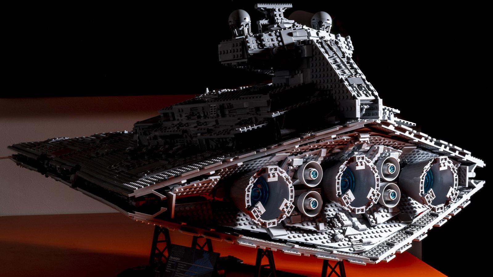 全長1mオーバー、LEGOで組む巨大なスター・デストロイヤーに本物の「優しさ」を感じた話_b0029315_18351080.jpg