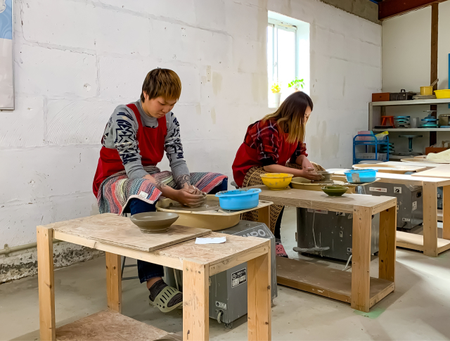 本日の陶芸教室 Vol.968_a0163716_15004367.jpg