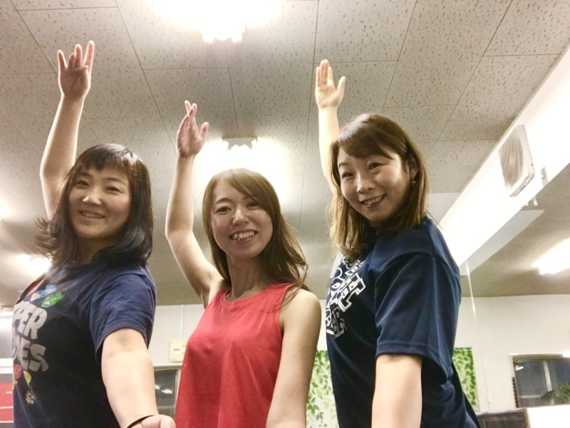 Balletoneスタンディングフローインストラクター養成コース最終試験日でした_a0390917_22585008.jpg
