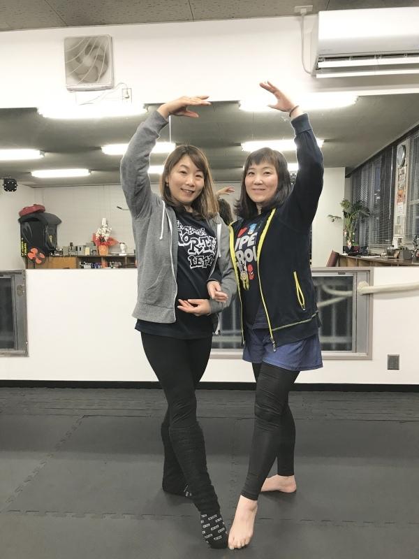 Balletoneスタンディングフローインストラクター養成コース最終試験日でした_a0390917_22585672.jpg
