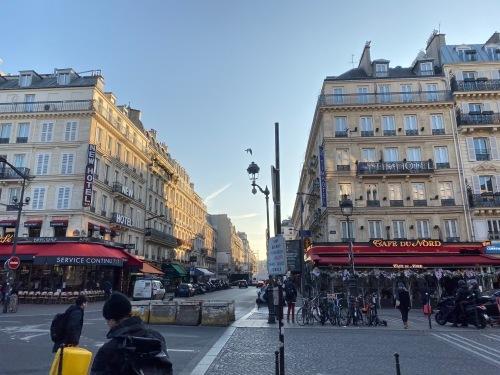 【今年2回目のフランスへ!】ノルマンディーならぬ、フランス上陸大作戦?大変でした、、 #パリストライキ #ParisStrike_b0032617_23560399.jpg