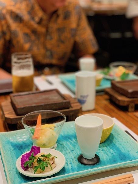 ハワイでお気に入りの焼き鳥〜松元へ!_c0187025_12490861.jpg