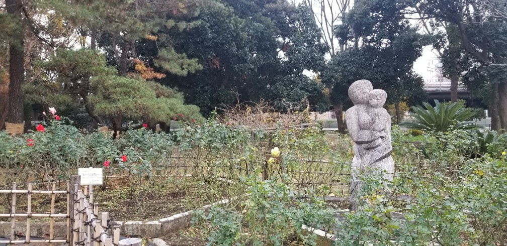 ♪砧公園散策~忘年会_d0162225_00015335.jpg