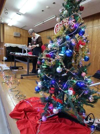 12月21日 クリスマスパーティー_b0337729_10093796.jpg