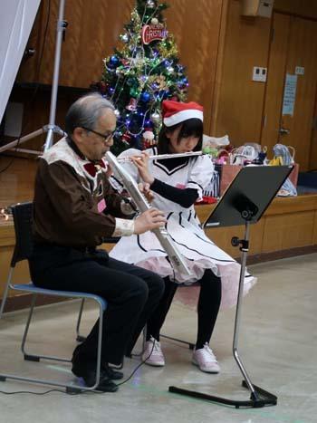 12月21日 クリスマスパーティー_b0337729_10173916.jpg
