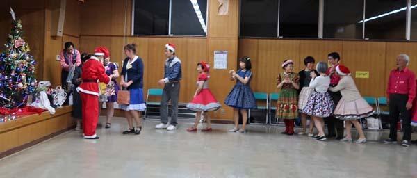 12月21日 クリスマスパーティー_b0337729_10283731.jpg