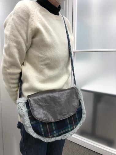 【ヴォーグ学園東京校】バッグとルームシューズと来年2020の目標と!!_f0023333_21270922.jpg