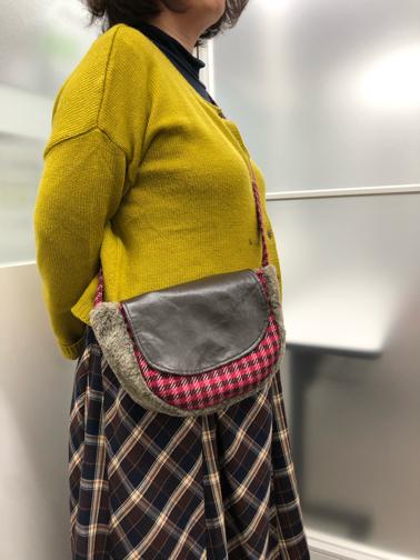 【ヴォーグ学園東京校】バッグとルームシューズと来年2020の目標と!!_f0023333_21275644.jpg