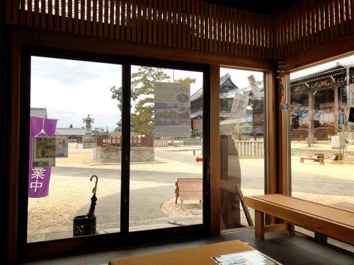 寺Cafe 蓮心庵_e0292546_22085239.jpg
