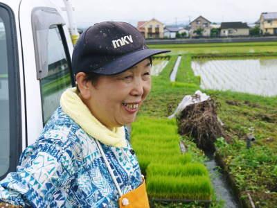 熊本の美味しいお米(七城米、菊池水源棚田米、砂田のれんげ米)大好評発売中!こだわり紹介 その1_a0254656_16242596.jpg
