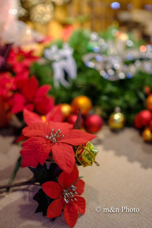 クリスマスデコレーション_e0321360_23274039.jpg