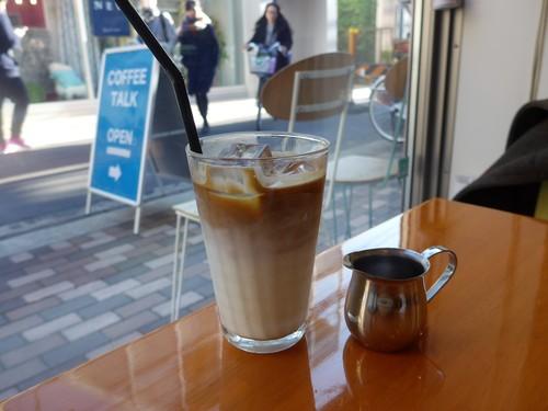 吉祥寺「COFFEE TALK」へ行く。_f0232060_13182352.jpg