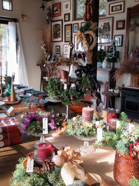 JOULU TONTTU(ヨウル トントゥ) * クリスマスマーケットで憧れの器をゲット♪_f0236260_01273509.jpg