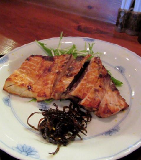 佐久・お料理 いけだ * 美味しいお魚の炭火焼定食♪_f0236260_03204181.jpg