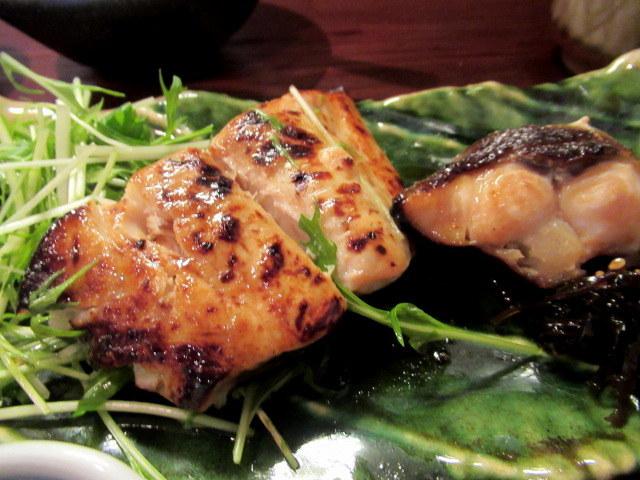 佐久・お料理 いけだ * 美味しいお魚の炭火焼定食♪_f0236260_03214246.jpg