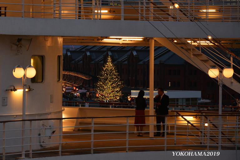 豪華客船お見送り『そうだ 横浜、行こう』②_d0251161_10222505.jpg