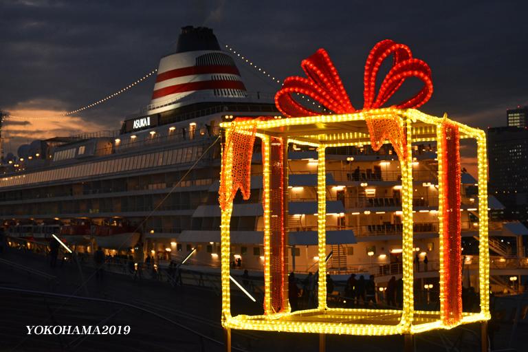 豪華客船お見送り『そうだ 横浜、行こう』②_d0251161_10235082.jpg